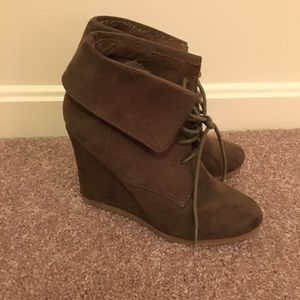 TARGET x MISSIMO Lace Up Wedges